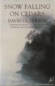 David Guterson - Snow Falling on Cedars «€5.00»