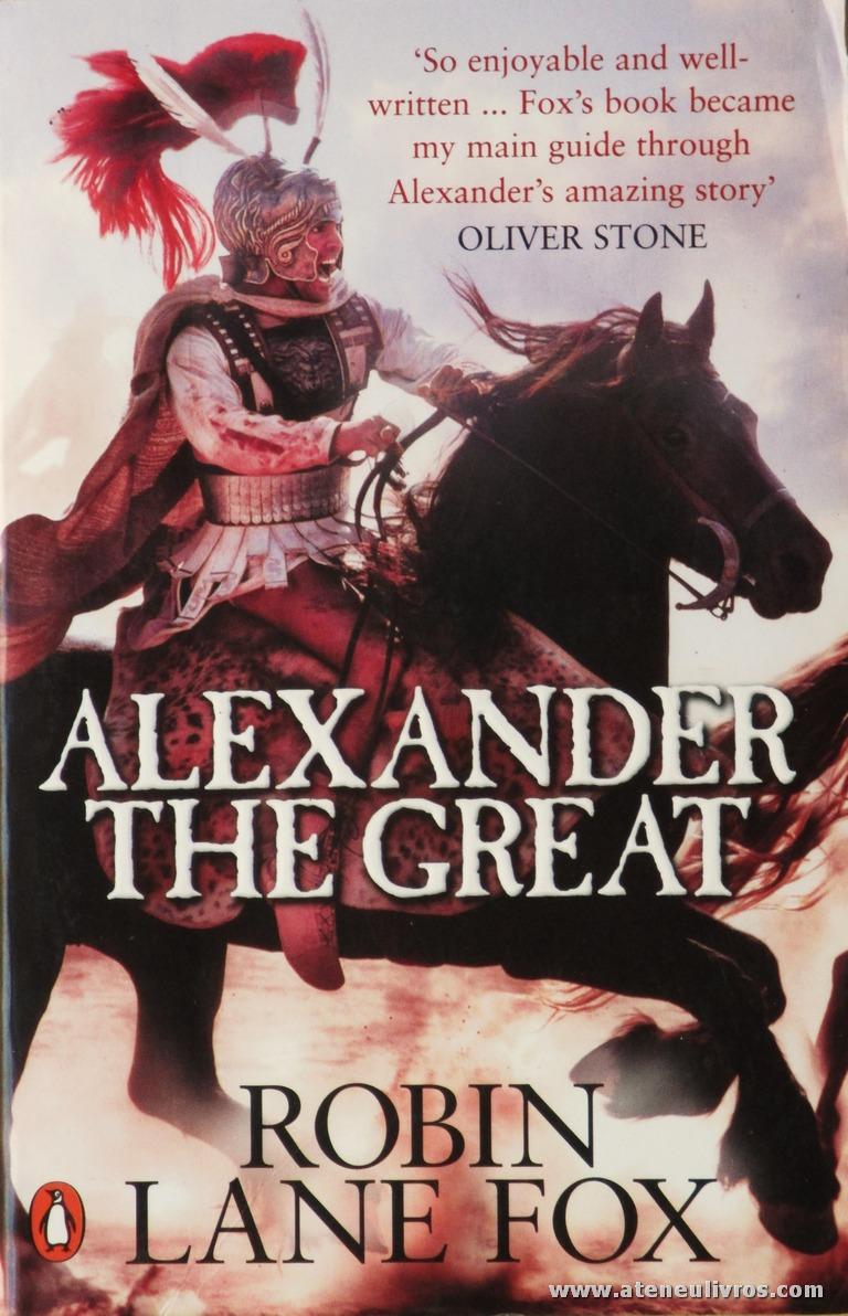 Robim lane Fox - Alexandre The Great «€8.00»