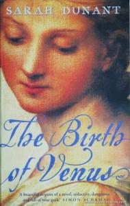 Sarah Dunant - The Birth of Venus «€5.00»