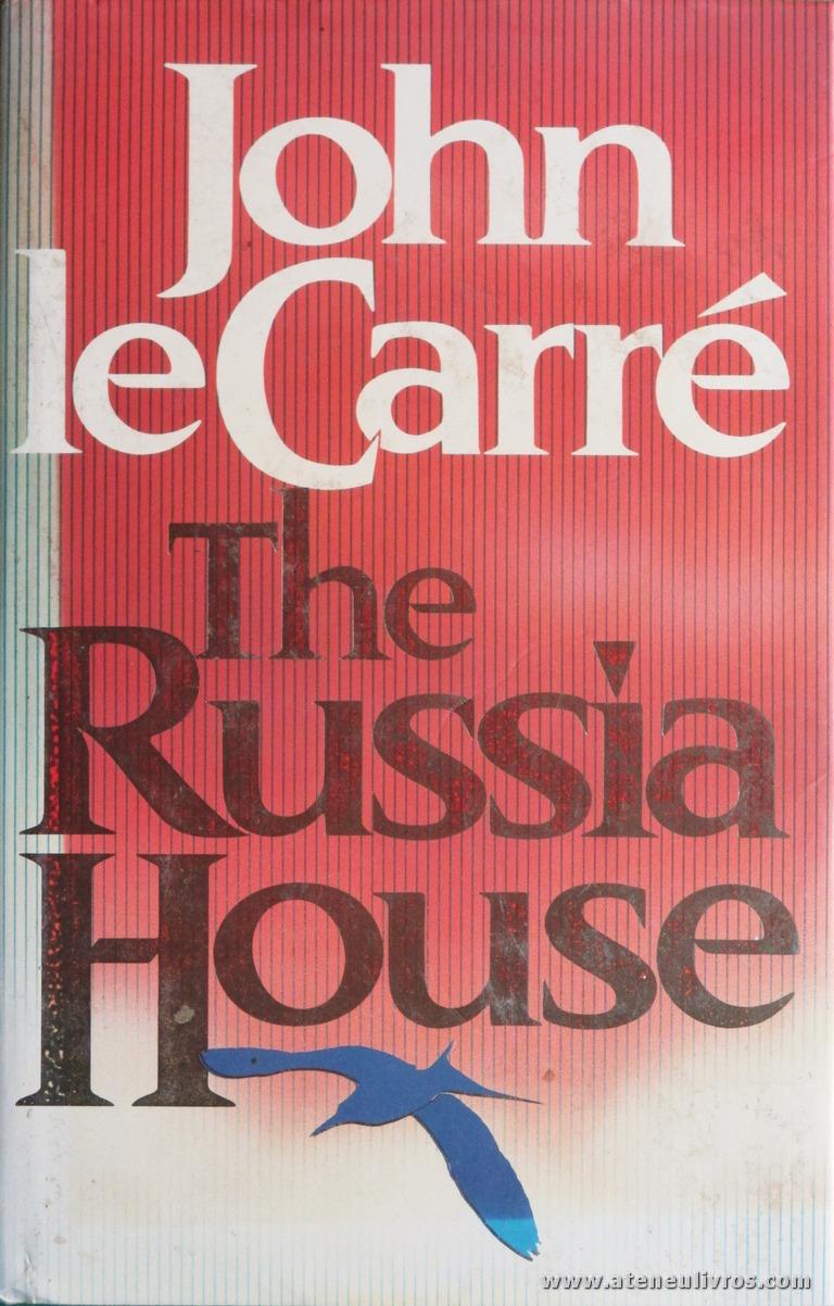 Jonh le Carré - The Russia House «€10.00»