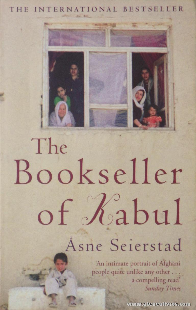 Asne Seierstad - The Bookseller of Kabul «€5.00»