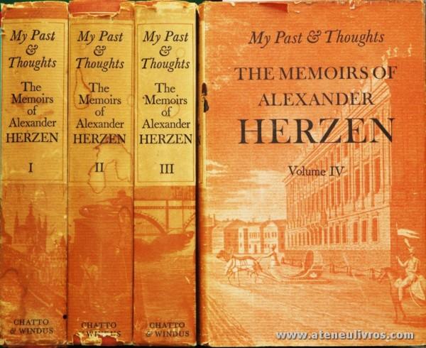 The Memoirs Of Alexandre Herzen