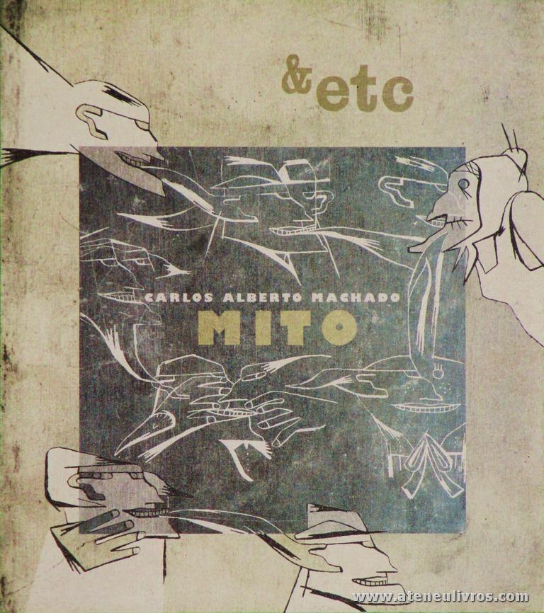 Carlos Alberto Machado - Mito - & etc - «€5.00»