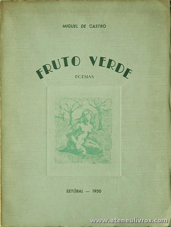 Fruto Verde (Poesias)