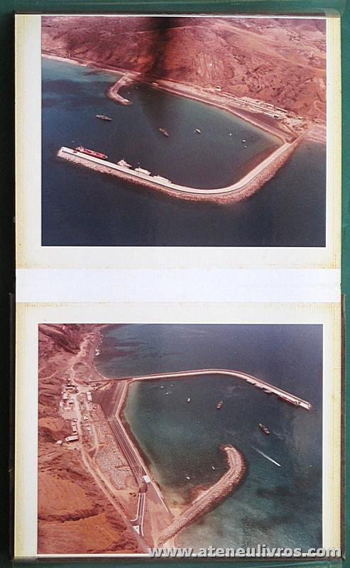 Álbum Fotográfico da Porto de Abrigo de Porto Santo «€250.00»