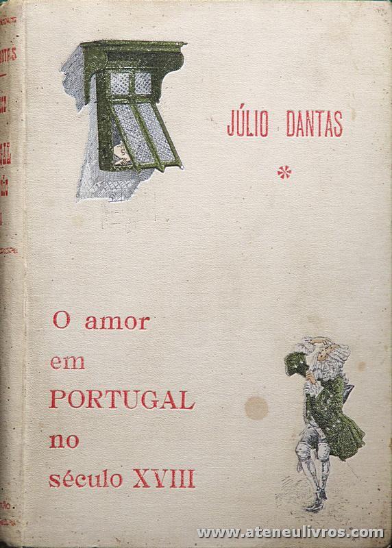 O Amor em Portugal no Século XVIII