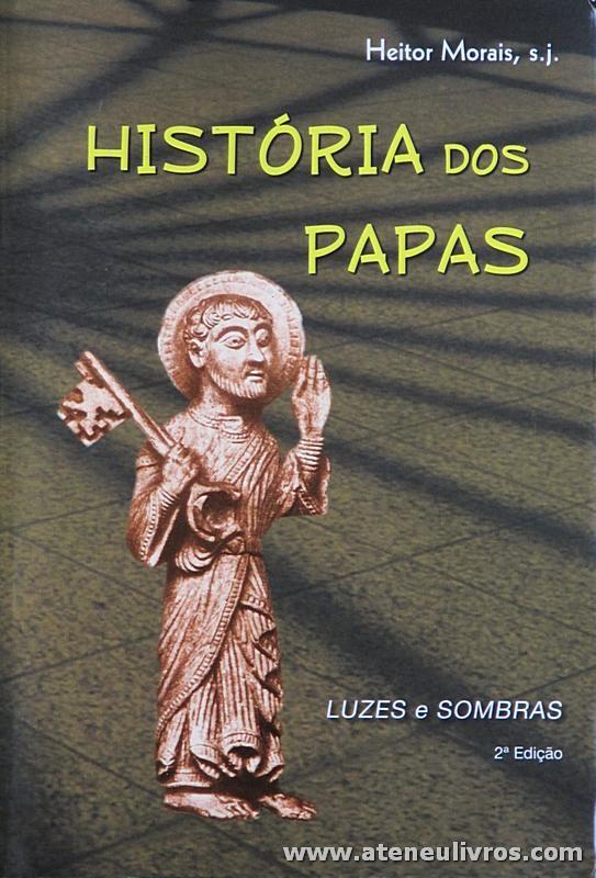 História dos Papas
