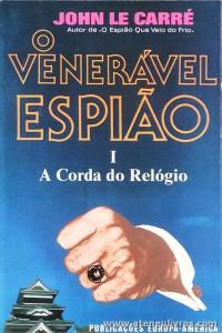 John Le Carré - O Venerável Espião - «€5.00»