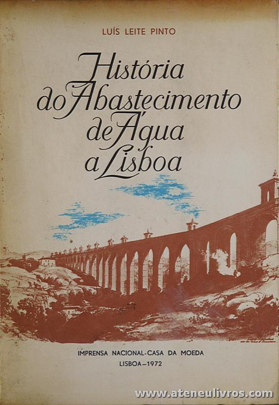 História do Abastecimento de Água a Lisboa