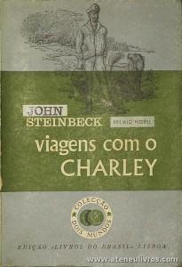 Jonh Steinbeck - Viagens Com o Charley «€5.00»