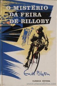 Enid Blyton - O Mistério da Feira de Rilloby «€5.00»