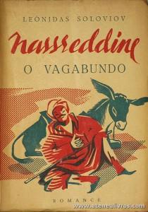 Leonidas Soloviov - Nassreddine, O Vagabundo «€5.00»
