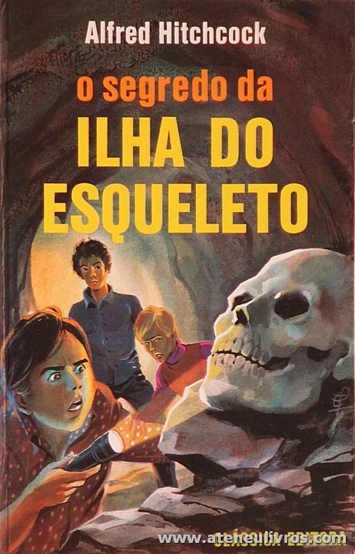 Alfred Hitchcock - O Segredo da Ilha do Esqueleto «€5.00»