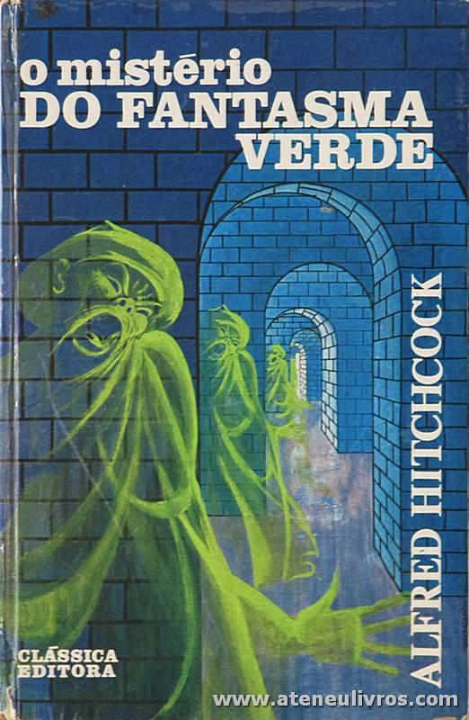 Alfred Hitchcock - O Mistério do Fantasma Verde «€5.00»