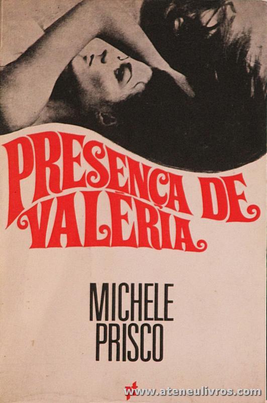 Michele Prisco - Presença de Valério «€5.00»