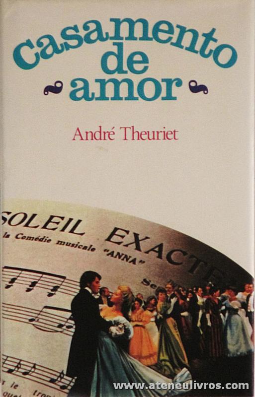 André Theuriet - Casamento de Amor «€5.00»