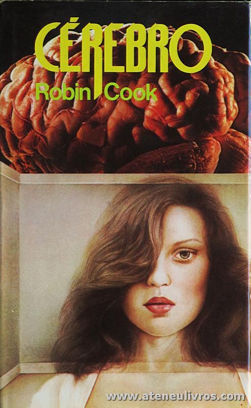 Robin Cook - Cérebro «€5.00»