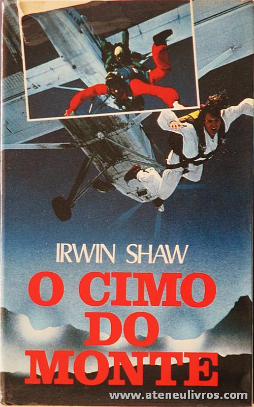 irwin shaw - O Crime do Monte «€5.00»