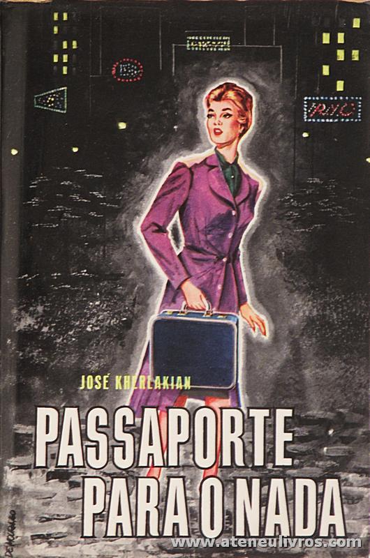 José Kherlakian - Passaporte Para o Nada «€5.00»