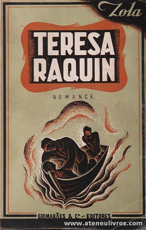 Zola - Teresa Raquin «€5.00»