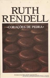Ruth Rendell - Corações de Pedra «€5.00»