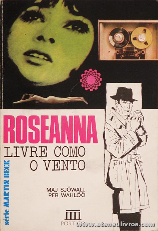 Maj Sjöwall - Roseanna Livre Como o Vento «€5.00»