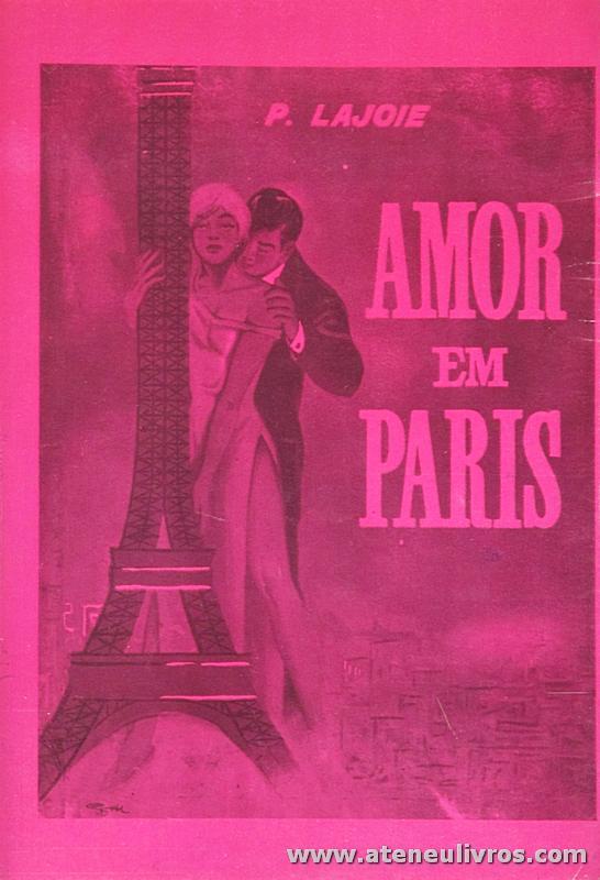 P. Lajoie - Amor de Paris «€5.00»