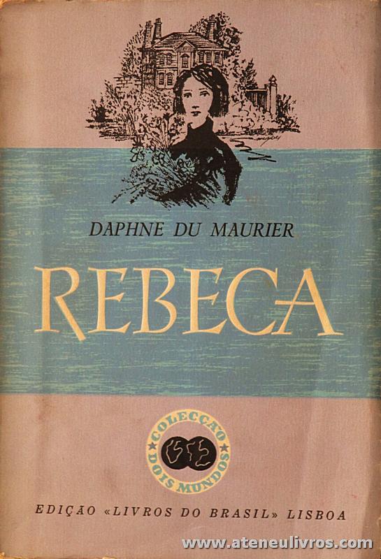 Daphne Du Maurier - Rebeca «€5.00»