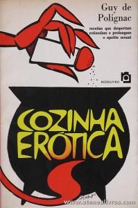 Guy de Polignac - Cozinha Erótica «€5.00»