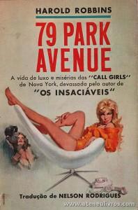 Harold Robbins - 79 Park Avenue «€5.00»