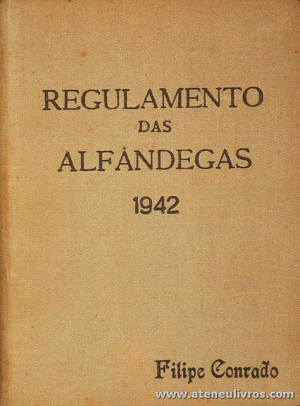 Regulamento das Alfândegas 1942