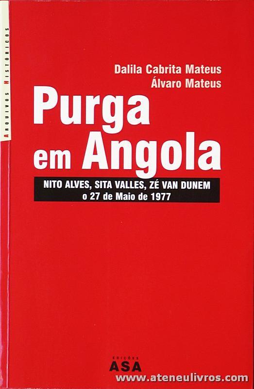 Purga de Angola