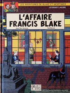Brake et Mortimer - L'Affaire Francis Blake «€5.00»