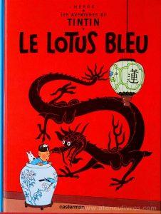 Tintin - Le Lotus Bleu «€5.00»