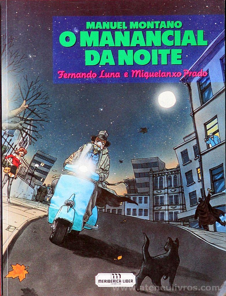 Manuel Montano - O Manancial da Noite «€5.00»
