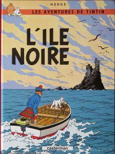 Tintin - l'Ile Noire «€5.00»