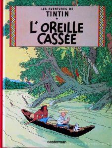 Tintin - L'oreille Cassée «€5.00»
