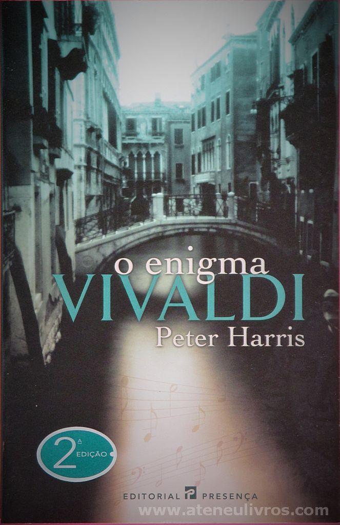 Peter Harris - Vivaldi (O Enigma) - «€10.00»