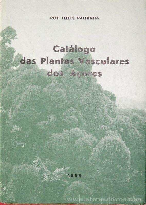 Catalogo das Plantas Vasculares dos Açores