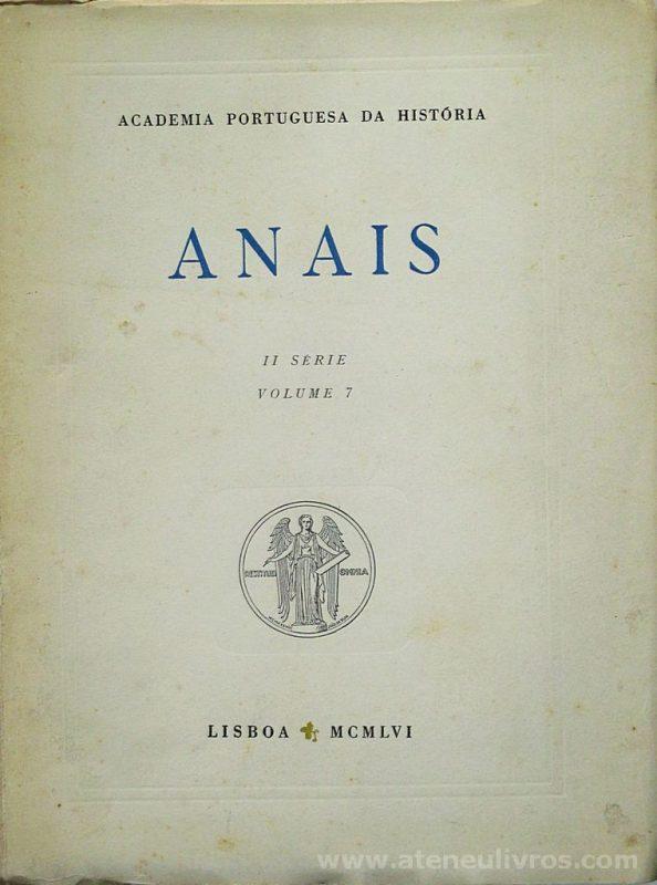 Anais II Série Volume 7