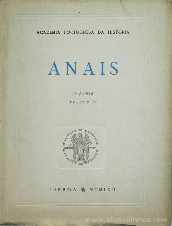 Anais II Série Volume 12 -