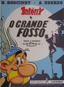 Asterix - O Grande Fosso «€5.00»