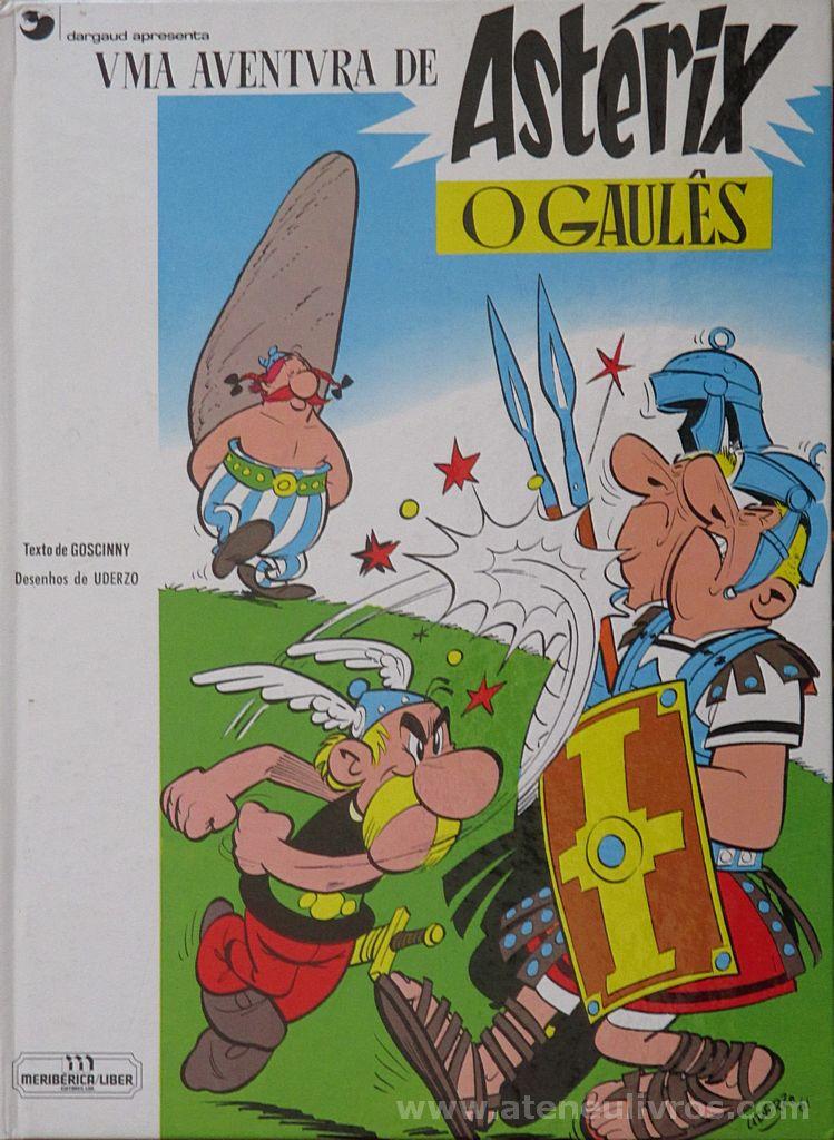 Asterix - O Gaulês «€5.00»