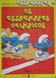Estrumpfes - Os Estrumpfes Olímpicos «€5.00»