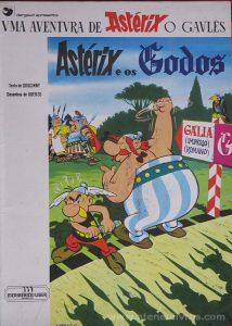 Astérix e os Godos «€5.00»