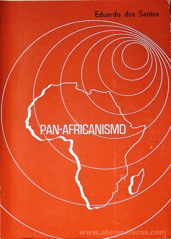 Pan - Africanismo de Ontem e de Hoje