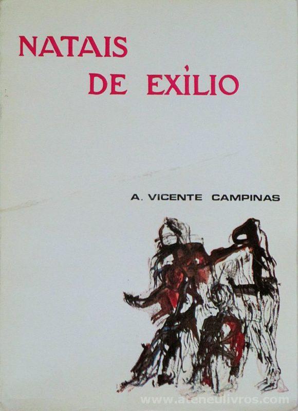 Natais de Exílio (Poesia)