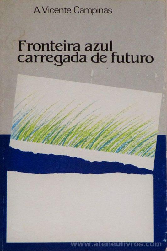 Fronteira Azul Carregada de Futuro