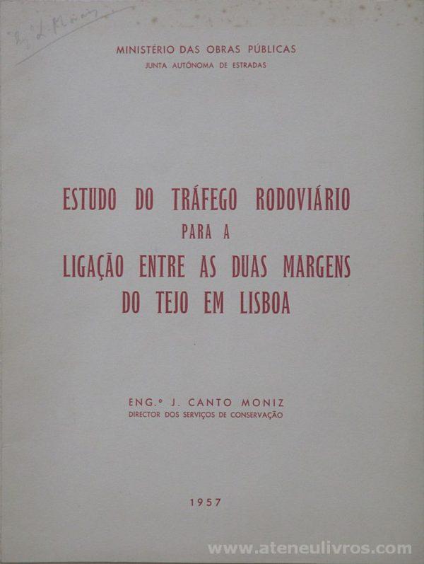 Estudo do Tráfego Rodoviário Para a Ligação Entre as Suas Margens do Tejo em Lisboa