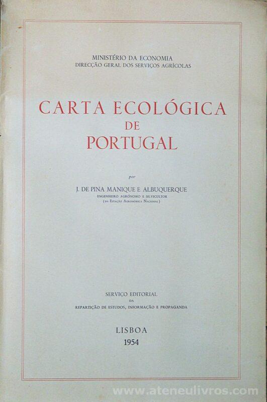 Carta Ecológica de Portugal